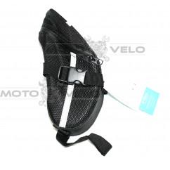 Велосипедная сумка под седло (для инструмента,чёрная) (#MD), mod:GA-49