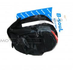 Велосипедная сумка под седло (для инструмента,чёрная) (#MD), mod:GA-48)