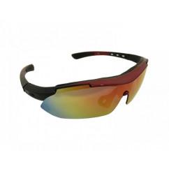 Очки 'Calibri' FSC-QG701S, цвет:красный