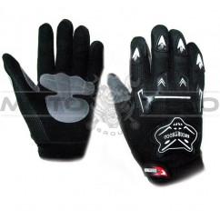 """Перчатки """"KNIOHTHOOD"""" (под пальцы без защиты) (#MD),цвет:черный, красный, зеленый"""
