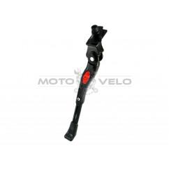 Подножка велосипедная центральная (алюминиевая) (#MVG) Taiwan, цвет: черный