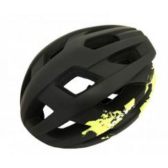 Шлем 'Calibri' FSK-Y53, цвет:черный+зеленый
