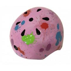 Шлем детский 'Calibri' FSK-503L, цвет: светло-фиолетовый