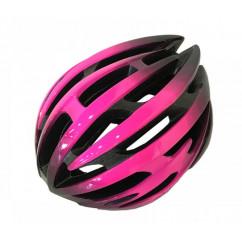 Шлем 'Calibri' FSK-TX97, цвет:черный+розовый+фиолетовый