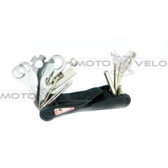 "Шестигранник, набор  ""Bike Hand"" Taiwan (mod:YC-280) цвет: черный"