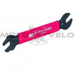 """Ключ педальный (15/16/17) """"Bike Hand"""" Taiwan (mod:YC-156)"""