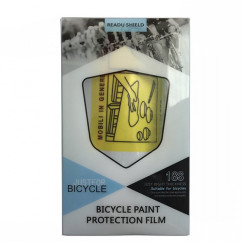 Защита рамы велосипеда (Антигравийная пленка)