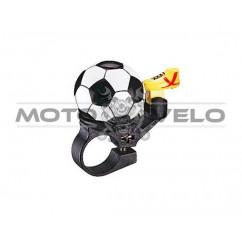 Звонок велосипедный на руль,мяч 'SPELLI'(SBL-436)