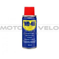 Универсальная проникающая смазка WD-40 100 мл