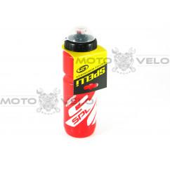 Фляга SPELLI SWB-528-L-(800 ml) красный