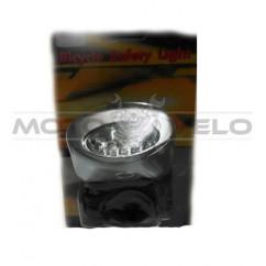 Фара велосипедная (передняя, с креплением) (#MD), mod:601F