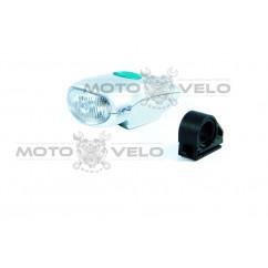 Фара велосипедная (передняя, с креплением) mod:822