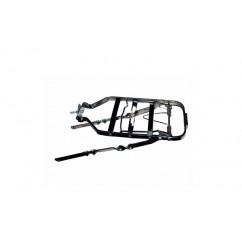 Багажник крученый, черный на Украину -Ardis-