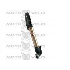 Насос велосипедный пластмассовый,без манометра,телескопический (mod:76С) (#MD)