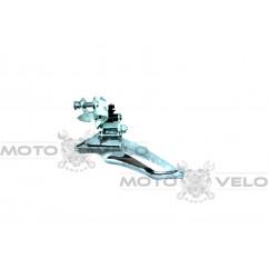 Переключатель скоростей велосипеда передний,верхняя тяга (mod:Q-30) (#HZR)