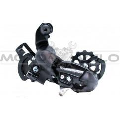 Переключатель скоростей велосипеда задний под болт 'SHIMANO TOURNEY' (mod:RD-TX-800) (7/8 speed)