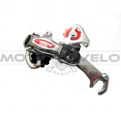"""Переключатель скоростей велосипеда задний под крючок """"KUVANDA"""" (mod:H-25) (6 speed) (#MD)"""