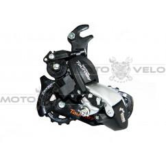 """Переключатель скоростей велосипеда задний под крючок """"SHIMANO TOURNEY"""" (mod:RD-TX51) (#MD)"""