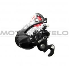 """Переключатель скоростей велосипеда задний под крючок """"SHIMANO TOURNEY"""" (mod:TZ-50) (#MD)"""