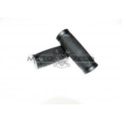 """Грипсы велосипедные """"AVANTI GR-37"""" (85mm) цвет:черный"""