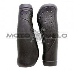 Грипсы велосипедные,анатомические 'AVANTI GR-36В' (130mm) цвет:черный