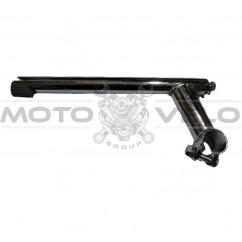 Вынос руля велосипеда металлический длинный (#MD) (L-250mm d=22.2mm)