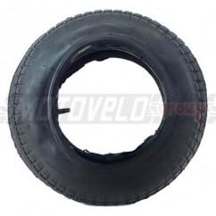 "Покрышка с камерой на садовую тачку 4.00-6 ""Good Tyre"" (#DM)"