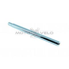 Трубка подседельная металл (L-300mm, d-25,4) цвет:хром