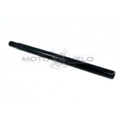 Трубка подседельная металл (L-350mm, d-27,2) цвет:черный
