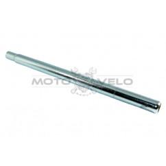 Трубка подседельная металл (L-450mm, d-27,2) цвет:хром