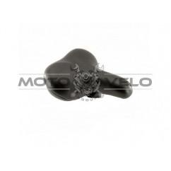 Седло велосипедное спортивное,цвет:черный (mod:6035)