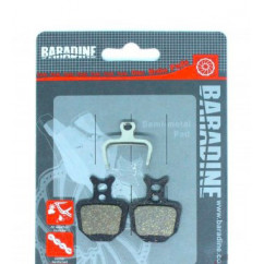"Колодки под дисковый тормоз ""Baradine"" DS-31+SP-31 (Taiwan) (#КБ)"