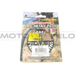 Колодки тормозные велосипедные (дисковые) -SDP-56H- (Taiwan) (#MD)