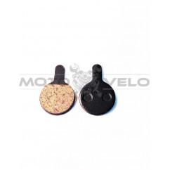 Колодки тормозные велосипедные (дисковые) mod:05 (#MD)