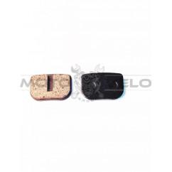 Колодки тормозные велосипедные (дисковые) №3 (#MD)