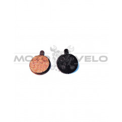 Колодки тормозные велосипедные (дисковые) №1 (#MD)