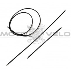 Оплетка троса (кожух) L-1,5 м (#MD)
