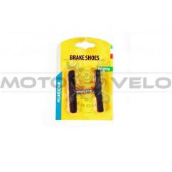 Колодка шифтовая винтовая 'Brake Shoes' (пара, L-70mm) (#MD)