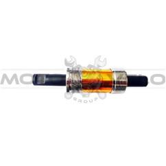 Картридж горный (хром/черный) под клин (L-144mm-R) (#КМ)