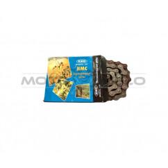 Цепь КМС МТБ,114 звеньев,с замком,7 скоростей mod:Z50 (#MD) цвет:коричневый
