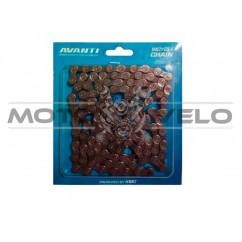 Цепь КМС 'AVANTI' BMX, mod:К-710