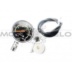 Велокомпьютер проводной механический mod:093