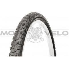 """Покрышка велосипедная без камеры 24x1.95 (50-507) """"Deli Tire"""" S-613"""