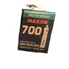 """Камера велосипедная 700x23/32c (F.V 48mm) """"Maxxis"""""""