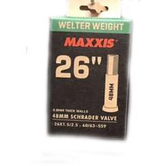 "Камера велосипедная 26х1.50/2.5 ""Maxxis"" (A.V 48mm)"