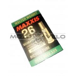 "Камера велосипедная 26х1.90/2.125 ""Maxxis"" (A.V 48mm)"