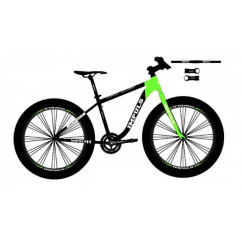 "Велосипед  26"" TRAFFIC 1.0 FAT-BIKE 2020 NEW"