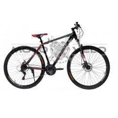 Велосипед Oskar 29' 550 черно-красный