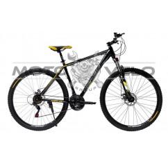 Велосипед Oskar 29' 550 черно-желтый