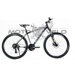 Велосипед Oskar 27,5' AIM черный